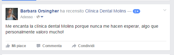opinion dentista de barcelona
