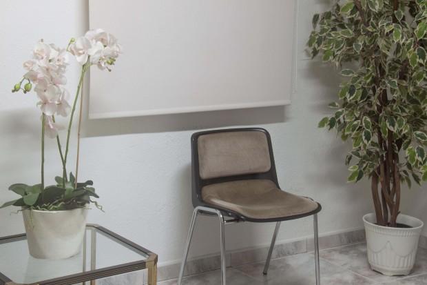 sala de espera el mejor dentista de Barcelona
